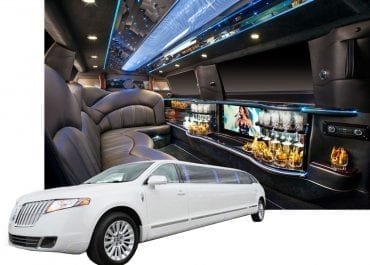 Stretch Limo Interior and Exterior